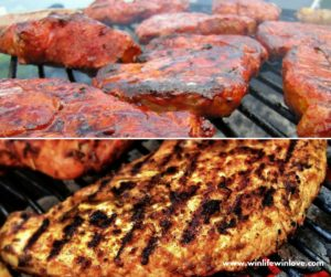Non vegetarian food, meat, diet plans